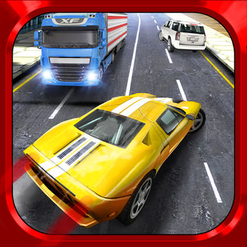 Traffic Racing a Real Endless Road Car Racer Hero - Become an elite underground driver in this ultimate street racing competition. Start with the basic set of wheels and upgrade it as you earn more cash from your rivals. Tune Up, Tweak, Unlock Extra Cars and Parts to get to the Top.MODIFY, UPGRADE AND WINSelect one of beautifully designed real cars. Hot Hatchbacks, Limousines, Super Sport Cars, Muscle Cars and many more. Each of them is fully customisable, including performance and the looks of the vehicle. NO RISK NO FUNSometimes it pays to take a risk. Especially when the stakes are that high! In fact you'll be rewarded for the near misses and close overtakings. We also don't mind some bullying of the other drivers.4 UNIQUE GAME MODESWhat's your favourite competition? One or two way traffic? Test yourself in a 90 seconds time trial and try to go up the ranks. If you want, you can always choose the free ride mode to hone up your driving skills! When you make up your mind, pick your favourite location (Suburbs, Airport, Forest and Night Desert) and leave all your rivals behind.Game features:- Awesome real cars- Fantastic maps- 4 Game modes- 100's of car modifications- Intense gameplay