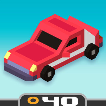 Traffic Rush 2 - Use your finger to flick rushing cars across the intersection... without CRASHING!Traffic Rush 2 is the sequel to the beloved smash hit from the early days of the App Store, a game that propelled into Apple\'s prestigious \