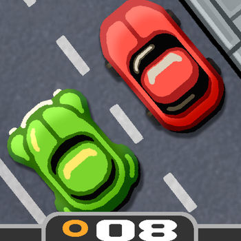 Traffic Rush - ## Top 10 ALL-TIME paid iPhone app #### Now also with an additional train mode ##RUSH HOUR is approaching and traffic intensity is rising!Direct the rushing vehicles strategically across the intersection with your fingers.The rules are really easy, but keeping the roads and tracks CRASH FREE isn\'t.Give it a spin and enjoy a fun session of TRAFFIC RUSH!* * * * * * * * * * * * * * * * * * * * * * * *WHAT PEOPLE SAY:- \