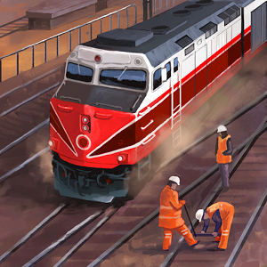 TrainStation - Game On Rails - TrainStation is the highest rated locomotive railroad tycoon game on Google Play in 2015.
