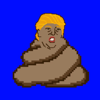 Trump Dump ? - Welcome to Trump Dump: an interactive, digital story that satirizes the candidate's policy proposals and mudslinging. In just its first eight days, it became the #2 overall app on the App Store's Top Charts. After the first presidential debate, it was the App Store's #1 trending search. At over two million downloads, Trump Dump is the most popular election app of all time (verified by Fortune, Mic, and Sensor Tower).~Features:• Fortune: for.tn/1MWqwk3• Mic: mic.com/articles/153304• Sensor Tower: sensortower.com/blog/trump-dump-jason-fotso-interview• Mashable: on.mash.to/1SDcBF2• Wall Street Journal: t.co/sNhWRNOfrM• International Business Times: ibt.uk/A6TFz• Bustle: bsl.io/aCf