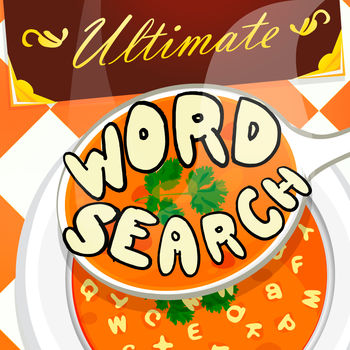 "Ultimate Word Search Free (Wordsearch) - Ultimate Word Search Free has 63 English, Spanish, Portuguese, German and French word categories filled with fun word search puzzles. If you like Word Search puzzles, then this is the game for you! With great background music and 6 different themes including Newspaper, Christmas and Letter Soup to choose from, you can enjoy it the way you like.Select the words by tapping on the start and then tapping on the end of the word you have found.  When the correct words are found they are automatically crossed out.  Find all 12 words to get a new puzzle.English categories include: Vocabulary Words 1, Vocabulary Words 2, Vocabulary Words 3, Vocabulary Words 4, Vocabulary Words 5, Adjectives, Verbs, Animals, Christmas & Winter, Clothes, Countries, Elements, Foods, Fruits & Veggies, Human Body, Kings & Pirates, Plants & Trees, Sports, SAT I, SAT II, SAT III, SAT IV and SAT VSpanish categories include: Vocabulary Words 1, Vocabulary Words 2, Adjectives, Verbs, Animals, Foods,  Plants & Trees, SportsPortuguese categories include: Animals, Christmas & Winter, Clothes, Countries, Elements, Foods, Fruits & Veggies, Human Body, Kings & Pirates, Plants & Trees, SportsGerman categories include: Animals, Christmas & Winter, Clothes, Countries, Elements, Foods, Fruits & Veggies, Human Body, Kings & Pirates, Plants & Trees, SportsFrench categories include: Animals, Christmas & Winter, Clothes, Countries, Elements, Foods, Fruits & Veggies, Human Body, Kings & Pirates, Plants & Trees, SportsFeatures:- 6 different themes to choose from.- 63 word categories with advanced engine to avoid repeats.- Find all 12 words to complete the puzzle.- Helps increase both vocabulary and spelling ability.- Dictionary lookup within app for English words from 6 reference sites.- Great background music and sound effects.- Fun and educational at the same.- Auto-save when you close it or answer call during game play so you can continue where you left off.We hope you enjoy Ultimate Word Search Free! If you like Ultimate Word Search Free then you should consider buying our Ultimate Word Search game without ads.??? Please check out our other great FREE games as well!  Just type ""ensenasoft free"" into iTunes search box to get a list and download them all.  We have FREE versions of Mahjong, Backgammon, Reversi, Chess, Checkers, Minesweeper, Gomoku, Sudoku, Four In A Row, Mancala, Tic Tac Toe, Word Search, Hangman and Solitaire! ???"