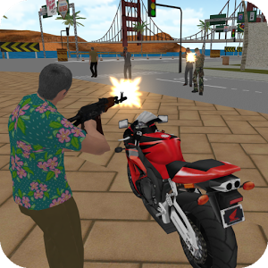 Vegas Crime Simulator - * A great variety of ammunition and weapons! * Car theft! * Exciting gameplay: you are waiting for the most hotspots of criminality in Vegas! In Vegasan offender appeared.