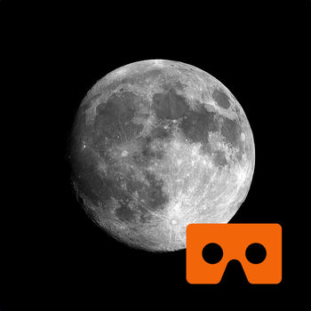 Virtual Reality Moon for Google Cardboard VR - This experience is for Google Cardboard and other 3D mobile virtual reality headsets.Use your virtual reality headset to explore the moon on foot!Features:-Stereoscopic virtual reality rendering and headtracking for mobile VR-Realistic giant lunar landscape environment-HD graphicsLearn more about Google Cardboard here:https://www.google.com/get/cardboard/Works with any mobile stereoscopic headset with a built in accelerometer.Some Compatible VR ( Virtual Reality ) Headsets Include:Google Cardboard VRStooksyDurovis Dive VRRefugio 3DVR View-MasterVRTX OneMerge VRANTVRVR SmartviewColorCrossVRTRIANibiru VR