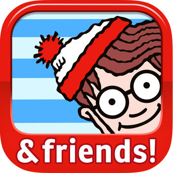 Waldo & Friends - *** Will you be the first to find Waldo as he travels across the wondrous worlds made famous by the classic books? Play now!*** We need your help, Explorer! A terrible twister has swept through the lands.