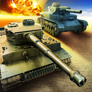 War Machines Tank Shooter Game - Are you ready for war? Download now one of the best multiplayer tank games, it\'s FREE! Choose your tank and gun and challenge your friends in fast paced realtime combat.FAST PACED SHOOTING GAME3 minutes! That\'s the time you have to take down as many tanks as you can in a perfectly balanced tank game designed from the ground up for mobile. DEFEND YOUR COUNTRYDefend the honor of your country against your enemies. Battle against people from China, USA, Russia, Japan and more. TWO EXPLOSIVE MODESFight in team-based battles or in the free-for-all conflicts.ICONIC TANKS FROM ALL AROUND THE WORLDChoose your tank from a wide range of powerful beasts depending on your strategy. Choose a light tank to fast scout the enemy\'s territory and provide your team battle changing intel. Or take the heaviest and strongest of all, the Panzer, and give your enemy what it deserves.DEEP TANK UPGRADE SYSTEMUnlock new tanks and make strategic decisions over what part you want to upgrade. Show your enemy who you are with tank customization with decals and patterns.VARIOUS BATTLEFIELDS TO EXPLORE AND MASTERFight and shoot your enemies in various World War II battlefields: European cities, industrial zones, no man\'s lands... Know the battlefield and get the edge on your assault over the enemy.Download now while it\'s free!
