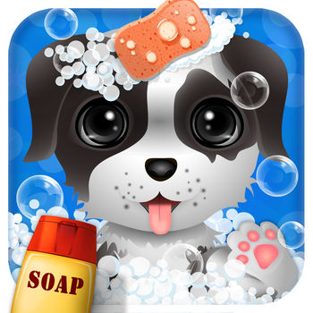 Wash Pets - kids games - After a whole day exciting play, all those little fluffy and cute animals are so dirty! Do you want to hold those little messy pets? No? How about let's take a bath for those little pets to make them looks pretty again? Make the pet show its best with a lot of option available in the game. Now enjoy it!Features: - Pet Spa Care- Pet Vet Doctor Care:X-ray,Virus killer,Medical treatment- Pet Dress-up: with dozens of awesome items!HAT,NECK,CLOTHES,GLASSES,TOYS,NECKLET.- Brush Pets teeth- Pets Nail Spa- Many different Puppies and Cats in various clothesMINI GAMESHave fun with exciting mini games and earn coins to buy items and food for your Pet!- The Special One: Please find out the special one as quickly as possible- Match The Cards:Please find out all the matching cards.- Sort The Tools:Please put the tools into the correct boxes as quickly as possible.- Hit it!:Tap it when it appears.- Jump Now:Please turn your device to make it jump and collect tools.- Flying Bird:Please tap the screen to make the bird fly as far as possible!- Fishing:Tap the screen to collect lots of fish.- Arkanoid:Bounce the ball to destroy all the colored blocks by controlling the movement of the board.Wash Pets is the perfect game for children. It includes educational mini games with positive affirmation to develop children's counting, memory, reasoning, reflexes, coordination and motor skills. It focuses on making your child learn by playing. Every activity involves a different set of skills making it a complete educational experience.