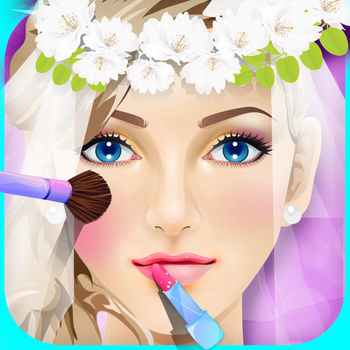 Wedding Salon - girls games - Every girl loves to be the  most beautiful bride. Come to makeover and dress up the girl, and let her become the most beautiful one?It\'s a kids games for girls!
