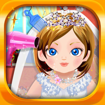 Wedding Salon Spa Makeover Make-Up Games - Play a super fun new salon game!!Highlights:- Paint and style nails!- Wash and style hair in a salon!- Dress up many fun characters, and more!