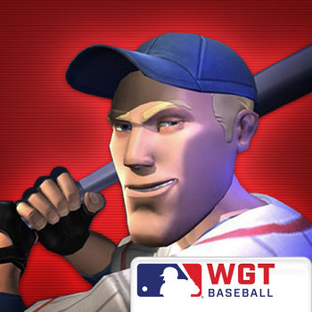 WGT Baseball MLB - An official Major League Baseball licensed game with Hall of Fame MLB players and all your favorite MLB teams in turbo time! This is not a hardcore simulation game, just simple, clean, fast baseball fun, combining interactive batting action and strategic management. Collect Hall of Fame MLB players, hit homeruns and dominate your League Division. Featuring all 30 MLB teams including: Cardinals, Cubs, Dodgers, Giants, Mets, Orioles, Phillies, Rangers, Red Sox, Royals, Tigers, Yankees and more...WGT Baseball MLB includes...• Manage 9 innings in under 3 minutes• 30 licensed MLB teams• Collect authentic Hall of Fame MLB Players • Arcade tap baseball controls and excitement• Join a Clubhouse and complete Daily Goals together to earn Perks• Strategize Training sessions• Unlock Skills to improve your players• Compete in Leagues to move up Divisions and reap rewards• Earn individual weekly Progress Rewards• Place in worldwide leaderboards and competitionsHelp us make the game better and submit feedback here: http://m.wgt.com/baseball/help/requestMajor League Baseball trademarks and copyrights are used with permission of MLB Advanced Media, L.P.  All rights reserved. Major League Baseball Players Alumni Association trademarks and copyrights are used with the permission of the Major League Baseball Players Alumni Association and Major League Alumni Marketing, Inc.