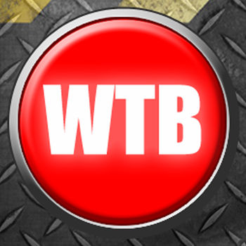 What The Bleep Button: WTB - *** FREE for a very limited amount of time. Only the next certain amount of downloads will be given at no cost :) ***See what people are saying about WTB Button!:\