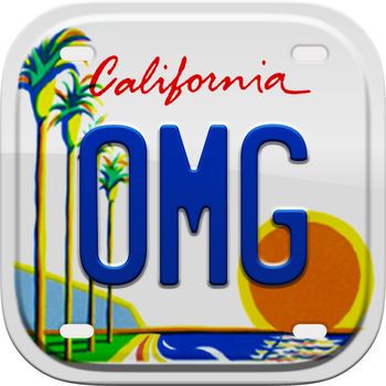 What's the Plate? - License Plate Game - Think you're pretty good at figuring out people's personalized license \