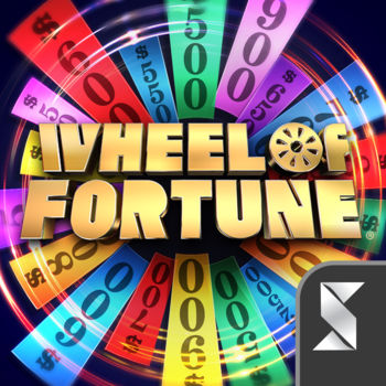 "Wheel of Fortune Free Play: Game Show Word Puzzles - Have you ever wanted to buy a vowel? Spin the Wheel with Pat Sajak? Guess letters and watch them appear on the iconic puzzle board? It's WHEEL...OF...FORTUNE - the popular game show, and now it's a free mobile game! Wheel of Fortune Free Play invites you to be a contestant on Wheel of Fortune! Jump into the Emmy®-winning TV game show you know and love because now it's FREE, addicting and mobile! You will spin the Wheel, solve new puzzles written by the show's producers, and win cool, collectible prizes. Challenge your friends and family through Facebook or play with millions of other players from around the world!	Pat Sajak guides you on a fun-filled trip around the world with new puzzles from the hit TV game show at every stop! Play thousands of other fans, friends and family for a huge prize! The winner of these word puzzles will come out on top with the ultimate jackpot!	Wheel of Fortune Free Play Features:	Official Puzzles	- Play THOUSANDS of all-new word puzzles created by the producers of the hit TV show! Can you solve these official word puzzles from the minds behind America's Game? Stay tuned; fresh puzzles are released all the time!- Solve word puzzles in Wheel of Fortune games, anytime and anywhere you want. You can finish a game in five minutes or less!	Authentic TV-style Presentation and Gameplay	- Feel like you're on TV. Your favorite Wheel elements are here, like ""Wild Card"" and ""Free Play."" Hit the right wedges to score and win big, but watch out for Bankrupt and Lose a Turn! - Choose your other letters wisely to solve the puzzle and win the ultimate prize! Just like on TV, you'll get a selection of letters to use in the Bonus Round!- Enter Vanna's Showcase to collect letters, spell words and collect prizes like profile frames and protection from bankruptcy!Exciting Online Tournaments & Multiplayer games	- Challenge friends and family alike in Wheel of Fortune Free Play! Our online party modes let you compete against players from around the world for huge prizes and unique collectibles!	- With millions of players worldwide there's no delay when starting a new game! Dive into a social challenge and test your Wheel of Fortune skills instantly with thousands of other fans, friends and family for a huge jackpot prize!Travel Around the World	- Discover amazing puzzle themes from cities like New York, Paris, Tokyo and Hollywood to unlock upgrades to bring your own flair to the party.	Social Online Interaction	- Play with friends and family or challenge millions of players from around the world! With plenty of fans ready to join the fun, you'll have no shortage of friends and rivals to challenge. - Create your own puzzles and try to stump your friends and family with Puzzle Maker!- Chat, find new friends and send gift boxes to other playersVIP Passes are here! VIP Passes are monthly subscription bundles of in-game items. The VIP Backstage Pass includes 8 maximum tickets, no more bankruptcies and no more ads and costs 2.99 USD/month (or local equivalent). The VIP All Access Pass includes 10 maximum tickets, no more bankruptcies, no more ads and no more lose a turns and costs 9.99 USD/month (or local equivalent). Subscriptions will renew automatically and accounts will be charged for renewal every 30 days unless auto-renew is turned off prior to the 30 day renewal cycle. Payment will be charged to iTunes Account at confirmation of purchase. Renewal costs 2.99 or 9.99 USD/month (or local equivalent), based on initial subscription purchased. Privacy Policy:http://scopely.com/privacy/Terms of Service:http://scopely.com/tos/Like Wheel of Fortune Free Play on Facebook! http://www.facebook.com/TheWheelofFortuneGame/	Questions? Comments? Chat with our Wheel of Fortune support team! wofsupport@scopely.com	By installing this game you agree to the terms of the license agreements.	Wheel of Fortune ® & © 2017 Califon Productions, Inc. All Rights Reserved. Emmy® is a trademark of ATAS/NATAS"