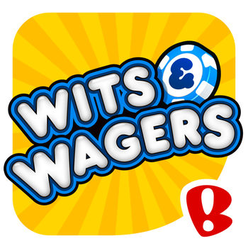 Wits & Wagers: Trivia Party - Take a guess, then bet who answered best. It\'s a trivia party & you\'re invited!\