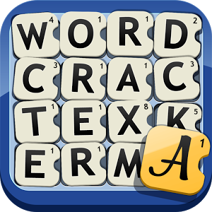 Word Crack Free - ★★★★★ App Store's New Game of 2012 ★★★★★If you like Aworded, you\'ll love Word Crack, a fast and fun word game to challenge your friends. Who will find the most words in two minutes?Word Crack is asynchronous and cross-platform. Play against your Facebook friends or against random users of any platform. Besides, there are unlimited simultaneous games!Form as many words as you can by dragging your fingers across the letters on the board upwards, downwards, backwards, diagonally, etc. Every game has three rounds, and every round, two turns of two minutes each, so you have to be really fast! The winner will be the player who gets a higher score.You can use the special tile spaces on the board to get more points. And remember to use the Power-Ups to find more words and win more easily!Word Crack is available in 12 languages: Spanish, American English, British English, Catalan, French, German, Italian, Dutch, Swedish, Portuguese, Brazilian Portuguese and now, also Basque!Play Word Crack on Facebook!Already a fan of the game?Like us on Facebook: facebook.com/WordCrackFollow us on Twitter: @wordcrack