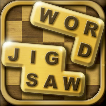Word Jigsaw: A Jigsaw Puzzle for Word Game Lovers! - Word Jigsaw is a simple and addictive word puzzle game!A list of words has been broken into jigsaw pieces. Can you reassemble the puzzle and figure out all the words?Word Jigsaw is awesome exercise for your brain. It combines verbal and spatial reasoning, and it\'s a great way to improve your spelling and vocabulary. Six levels make it perfect for both beginners and those who are looking for a serious challenge!Be sure to check out our new Daily Crossword feature! There are three free Daily Crossword Jigsaws every day. Can you conquer all three?Features: • Six levels (three are free)• Unlimited puzzles using 30,000+ words• Great for building vocabulary and spelling skills• Tracks your averages, times and records• A fun mental exercise to keep your brain sharp!