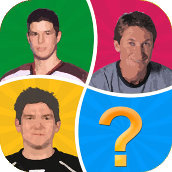 Word Pic Quiz Pro Hockey - name the most famous players in the league from around the world - Word Pic Quiz Pro Hockey - Download the amazingly ADDICTIVE hockey player naming game with BEAUTIFUL HD images of the most famous athletes in the league history.How many can you name?  Earn coins with a simple and fun gameplay.  If you get stuck - you can spend coins on HINTS or ask your Facebook network for help.Name all of the images on the current level to advance.Features:- 100\'s of beautiful HD images... and more coming!- 15 levels to get you started, with new levels added often- GameCenter Enabled - earn the High Score!- Share your current level and points with your friends- WARNING: incredibly addictive and fun!How well do you know the most famous players in league history?Get to the top of the GameCenter\'s rankings and show the world that you are a champion of epic proportion - a true hero of WPQ - Pro Hockey!All pictures are licensed under CC BY 2.0. Source images for screenshots above: http://bit.ly/1otPdY2 http://bit.ly/SxwYaZ http://bit.ly/1oLUMVa http://bit.ly/1otPdY4