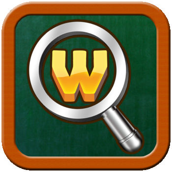 Word Search Unlimited Free - WordSearch Unlimited is the best word search game in the App Store.Play unlimited high quality puzzles, with themes you like. WordSearch Unlimited is the one you are looking for.Features:- Unlimited puzzles: each puzzle is unique- Three game levels- Word lists from popular categories- Word lists with foreign words- Customizable Themes- Auto save game state on exit- Local scoreboard- Email to friendsThemes:- Pencil on paper- Chalk on blackboard- White grid & Black grid- Custom theme: customizable color and backgroundWord Lists:- Basic, standard English words- SAT, GRE, TOEFL, IELTS, GMAT vocabulary- Animals- Food & Drink- Fruit & Vegetable- Family- Boy names- Girl names- Body parts- Clothes- Colors- Sports- Top Brands- Music & Instruments- Transport- Weapons- Weather- World countries- German words- French words- Spanish words- Italian words