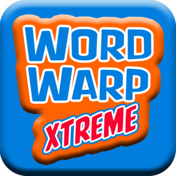 Word Warp Xtreme - The sequel to our massively popular Word Warp game has finally arrived - and it\'s XTREME!We come at you with BIGGER puzzles, a LARGER dictionary, and a TOUGHER game overall! More words for you to come up with!  More puzzles to wrap your mind around!  It\'s not just the most expansive word puzzle game in the App Store; it\'s Word Warp Xtreme!!We took the game you guys played for hours on end to a whole new level: adding different features and modes that will surely make word game fans go head over heels with excitement!  So if you\'ve played Scramble, Text Twist, Jumbline, or Word Warp, let\'s see if you can handle Word Warp Xtreme!If you\'ve never played Word Warp before, it\'s an anagram type of word game where you try and form as many words as you can out of the letters given to you before time runs out. You score points for each correct word you are able to form, but you can only advance to the next level if you construct a word that uses all the letters given to you.Stuck?  Fret not!  Use the Warp Button to rearrange the letters to see if you can spot some new words.  Still stuck?  Warp again!  There is also an option in the settings that allows you to change the allotted game time to give yourself more time, or lower it to make the game more challenging!Once a level is completed, a list of all the possible words is revealed and you can tap any of the words to see its definition.Check out these features in Word Warp Xtreme!--- LANDSCAPE MODEYes, Word Warp Xtreme comes to you in landscape mode!  Xtreme!--- SIX AND SEVEN LETTER PUZZLESOur old Word Warp game was limited to six letter puzzles.  Word Warp Xtreme comes with seven letter puzzles!  Try your hand at six letter games, seven letter games, or maybe alternate between the two!  Xtreme!--- XTREME PLAYOur brand new Xtreme mode will surely have you guys and girls thinking! In this mode, we give you a series of six and seven letter words jumbled up.  Your goal is to unscramble all these words before time runs out! Get them all and move onto the next level!!  Stumped?  Warp the letters! Still stuck?  Wait for clues!  Don\'t wait too long...the clock is ticking down!  Xtreme!!--- PLAY WITH YOUR FRIENDS!Sure, playing Word Warp Xtreme by yourself is terrific fun, but how much more Xtreme would it be if you could play with a friend?The Play and Pass mode lets you complete a puzzle and then pass your device to a friend and see if he/she can beat your score!  Xtreme!!Our exciting Head to Head feature lets you use Bluetooth to link your devices together.  Once connected, play against your friend on the same puzzle at the same time!  Xtreme!!--- WORD MISSING?  SEE A WORD THAT SHOULDN\'T BE THERE?Report it to us!  Once the level is done and you see all the words, if you see a word you think shouldn\'t be there or if you think there is a word that should be included, there is a button to let us know your issue!  Simply push the button, type the word, and send it to us.  We will carefully review it!  Xtreme!!This version of Word Warp Xtreme in the App Store is ad-supported. However, you have the option within the game to upgrade to an ad-free version.Follow us on twitter. http://twitter.com/MobilityWareCheck out our blog. http://www.mobilityware.com/blog/