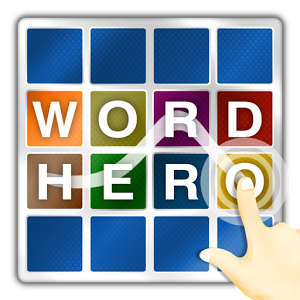 WordHero - ★ ★ ★ [WordHero] was a Featured app in Google Play (August 2012) ★ ★ ★ ★ ★ ★ Featured in Google Play \