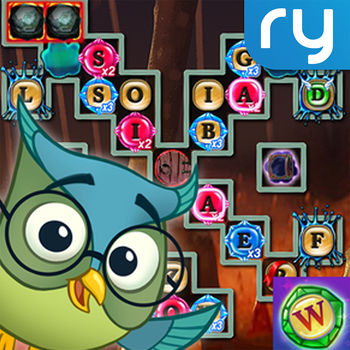 Words of Wonder - Play the most magical word game ever, Words of Wonder! Find words to solve more than 300 addictive word puzzles with unique and challenging twists!Help Watson the Owl fight the grey curse and restore color to the storybook world! Use the power of words to unlock spectacular bonuses and spell your way to victory. New challenges await you at every turn – can you be the one to vanquish the curse forever?****Game Features****- 300 challenging word game levels with more coming soon!- Play and compete with friends!- Language support for English, French, Italian, German and Spanish!- Beautiful storybook-inspired level maps!- Cool power-ups and strategic score bonuses!- Share progress with the Facebook version!- Connect with Facebook to find friends who are already playing!