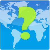 World Citizen: Geography quiz - World Citizen is a quiz game that will help you learn countries, capitals and flags of the world in easy and enjoyable way! The app is available in 4 languages: English, Polish, French, Spanish (there are more to come)The new version of the app comes with two mini games. You can start with the Training one first and try to unlock all golden badges. It is pretty easy at the beginning but it gets harder when you progress through the levels. The Challenge game will help you test the knowledge that you have gained so far. You can choose the level you like and question types you want to answer. The more modes you select, the more points you will be able to get in a single game. Just remember to answer them carefully because the final score is also calculated based on your accuracy. Every time you get a new high score it is published to the global leaderboard. You can access it from the Statistics section and compare your score against other players around the world.What is more, the game has an index of all countries for quick reference. It includes their name, capital, flag and official language.Learn while you Play!Game features:- Two mini games: Training and Challenge.- Three difficulty levels.- Six question types including: Flag to Country, Flag to Capital, Capital to Country, Capital to Flag, Country to Capital, Country to flag.- Global Leaderboard,- Player statistics (track how many questions you have answered and how much time you spent playing the game)- A list of 193 countries presented with basic information including: name, capital, flag and language. Each has a link to Wikipedia where you can read more about it.- Nice graphics and high quality images.- Available in: English, Polish, French, SpanishThe app needs following permissions:- READ_PHONE_STATE - to unequally identify user when saving scores to the global scoreboard- USER_ACCOUNTS - it is required by Pocket Change.The app needs  Phone State permissions to uniquely identify when saving scores in the global scoreboard
