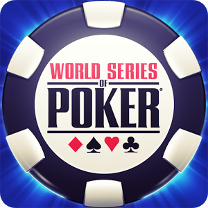 World Series of Poker – WSOP - Join  millions  around the world – Play the  #1 poker app  for FREE! The most prestigious poker brand raises the stakes with THE authentic poker experience on Android devices. Compete to win the ultimate prize in poker; your very own WSOP Bracelet! Do you have what it takes to become a champion?  Key Features: ● FREE CHIPS EVERY 4 HOURS – Only at the World Series of Poker!● WSOP BRACELETS – Fill up your Collectors' Chip collections & win the most prestigious prize in poker; the WSOP Bracelet.● TEXAS HOLD'EM TOURNAMENTS – Win multi-level Texas Hold'em tournaments to earn WSOP rings and climb the leaderboard! What's more fun than being #1? ● EXCLUSIVE EVENTS – Return daily to experience new game modes, free chip events and more, for FREE!  ● POKER STATISTICS – Improve your game with the most extensive stats' tracking in any poker app!● TEXAS HOLD'EM OR OMAHA – Your choice! ● PLAY LIVE WITH FRIENDS – Invite your friends to play and make it a poker night anytime, anywhere. ● CONTINUOUS PLAY – Start playing poker on your phone or tablet and continue on PlayWSOP.com or Facebook with the same bankroll. ● GUEST MODE – Rock the tables and play Texas Hold'em or Omaha anonymously. Don't be afraid to bluff!● FACEBOOK CONNECT BONUS – Pad your bankroll with $15,000 additional chips when you connect your account to Facebook. Start your journey to become a World Series of Poker VIP!● SLOTS MINI-GAME – Spin and win chips in between hands with the slot machine. WE'D LOVE YOUR FEEDBACK!Connect with us on Facebook (http://bit.ly/WSOP_Fanpage) and on Twitter (http://bit.ly/TwitterWSOP).Call information is required to provide you with the ultimate customer support!This product is intended for use by those 21 or older for amusement purposes only. Practice or success at social casino gaming does not imply future success at real money gambling.This product does not offer real money gambling or an opportunity to win real money or prizes.