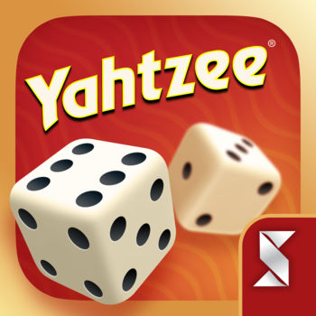 "YAHTZEE® With Buddies: The Classic Dice Game Free - Shake, score and shout - it's Yahtzee®! Play the original family game you know and love for free wherever you may be. Find out why millions of people have played this classic board game for over 50 years!Recently featured on the App Store\'s Best New Games list!Play with friends, family or new opponents from around the world. You can even challenge players in Dice with Buddies™! Pick up your shaker and dice and prepare to shout ""YAHTZEE""!YAHTZEE With Buddies Highlights:The only officially licensed Yahtzee game on the App Store!• Play Yahtzee the way it's meant to be played. The classic dice board game comes to your phone or tablet with brand new features and amazing, authentic graphics! Easy to learn and tough to put down, Yahtzee offers addictive gameplay with a different outcome every time!Free Yahtzee games, on the go!• Now your favorite board game can go anywhere, totally free! Bring the unpredictability and fun of Yahtzee anywhere life takes you. It's great for the entire family!Play a new Dice Master daily to win prizes!• Defeat a new Dice Master each day to win Bonus Rolls, score Custom Dice and test your skills!Connect to Facebook and Dice With Buddies to start challenging friends!• Start up a game with your friends and stoke a new rivalry! Or, shake things up and play against Dice with Buddies players!Chat with other players• Encourage your friends or egg on your rivals as you play, and don't forget to yell YAHTZEE!!Personalize your experience with CUSTOM DICE and frames!• Show off your style with custom dice and vanity frames that you can win just by playing games. Level up your frames by earning Achievements!New tournaments running every day!• Find a new challenge each day in our Yahtzee tournaments. Rise to the top to claim amazing rewards!Daily challenges mean there's always something new to do!• New games are available each day. Can you conquer them all?NEW – Apple Watch support• Now with Apple Watch you\'ll see your turns waiting, opponent\'s score, and recent chatsWhether you call it Yatzy, Yatzee, Yachty or Yahtzy, there's only one Yahtzee®, the original family dice game from Hasbro! If you like card games, bingo or other family board games, you'll be shaking, scoring and shouting YAHTZEE!Download the classic dice game the whole family can enjoy!Please don\'t hesitate to contact us at yahtzeesupport@scopely.com with questions, concerns, or suggestions!The HASBRO GAMING and YAHTZEE names and logos are trademarks of Hasbro. © 2015 Hasbro, Pawtucket, RI 02861-1059 USA. All Rights Reserved. TM & ® denote U.S. Trademarks. © 1935, 2016 Hasbro. All Rights Reserved."