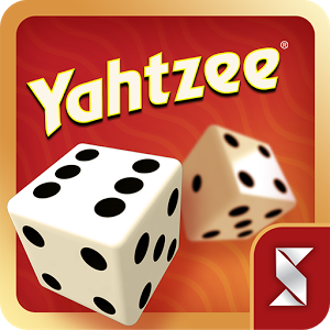 "YAHTZEE® With Buddies - Dice! - YAHTZEE® - the classic dice game is now free to play with family and friends, and impossible to resist!  Play the classic family dice game from Hasbro! Now with social multiplayer game play and head-to-head challenges against the Dice Masters. Play your Facebook friends, or make new buddies with millions of dice players around the world.Have fun with friends, family or new opponents in this mobile version of the classic board game. You can even challenge players in Dice with Buddies™! Roll your dice and prepare to shout ""YAHTZEE""!Play this classic dice game with your friends and family prepare to shout ""YAHTZEE""!YAHTZEE® WITH BUDDIES FEATURES:CLASSIC BOARD GAME ON THE GO - HASBRO YAHTZEE®!• Hasbro presents the only officially licensed Yahtzee game• Free dice games based on the world's favorite board game• Board game rules are fast and easy to learn• Multiplayer fun for the entire family• The best free dice game to play• Addictive gameplay with different outcomes every timeDICE GAMES & TOURNAMENTS!• Dice games heat up with skilled Masters! Come back daily to challenge a new opponent to a game• Dice Masters will test your game skills! Defeat them to win Bonus Rolls and score Custom Dice!• Dice Tournaments offer a new challenge every day!• Dice roll winners are crowned in these intense matchups!MULTIPLAYER GAMES WITH FRIENDS!• Play games with friends and prove you're the best dice roller• Social multiplayer matches where anything can happen!DICE CUSTOMIZATION & AMAZING BONUSES!• CUSTOM DICE let you personalize your game!• Free dice roll bonuses let you score even higher!SOCIAL CHAT DURING GAMES!• Social games let you scream and shout with joy as you win – just like a real board game!How to Play YAHTZEE:Yahtzee is a dice game where players need to score as many points as possible, by rolling five dice to make different combinations. This free dice game consists of 13 rounds with the scorecard having 13 categories. Roll the dice up to three times and choose which scoring category is to be used for that round. Once a category has been used in the game, it cannot be used again. To get Yahtzee, a player would have to had rolled five-of-a-kind and scores 50 points; the highest of any category. The winner is the player who scores the most points.This dice game has also been referred to as Poker Dice since there combinations such as Full house, Three of a Kind, Four of a Kind, Small Straight, Large Straight that resembles that of Poker.The classic board game comes to life in YAHTZEE® WITH BUDDIES! Play multiplayer games with friends or challenge daily Dice Masters to keep the action rolling!Whether you call it yatzy, yahtzee, yatzee, or yachty, there's only one authentic Yahtzee from Hasbro on Google Play! Download YAHTZEE® WITH BUDDIES today!The HASBRO GAMING and YAHTZEE names and logos are trademarks of Hasbro.© 2015 Hasbro, Pawtucket, RI 02861-1059 USA. All Rights Reserved. TM & ® denote U.S. Trademarks."