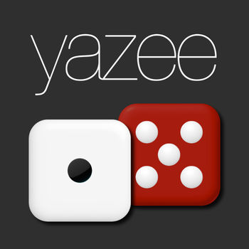 yazee - Yazee is an exciting game of strategy. It is easy to learn, but difficult to master. Hone your skills using a hint that reveals the optimal choices. Yazee is a traditional dice game designed for simple and fast play. A Yazee (5 of a Kind) is 50 points, but a second Yazee yields a bonus of 100 points. Use Game Center to track accomplishments and compare your best scores to others around the world. Set player names to keep track of your own high scores and average score on your device.You can install loaded dice as an In-App purchase. Loaded dice improves your odds of rolling a particular value (of your choosing) before each roll; it is possible to average nearly 500 points per game with Loaded dice.