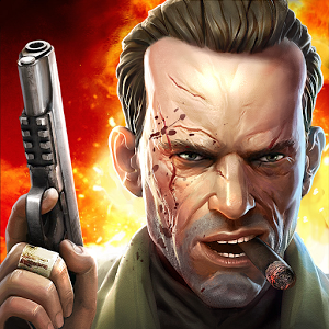 Z War-Zombie Modern Combat - Following the Walking Dead's return to our screens, overcome the hysteria as you lead the last empire on earth to salvation from the zombie horde in Z War.