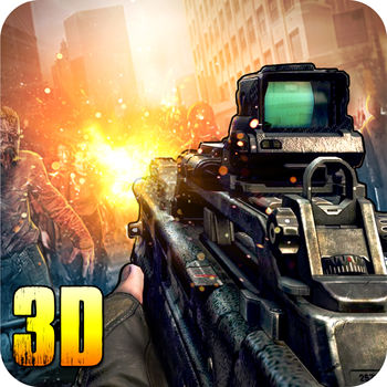 Zombie Frontier 3 – Top Zombie Shooting Game - Zombie Frontier is back! In addition to the rich gameplay you\'ve come to expect, for Zombie Frontier 3 (ZF3D) we decided to go with 3D graphics. ZF3D has an all new game design that will push your mobile device to it\'s limit, we hope you will have a completely new zombie shooting experience.THE MOST EXCITING ZOMBIE SHOOTER EVER- Use every weapon in your arsenal - assault rifles, shotguns, pistols, sniper rifles - to kill every last zombie. - Blaze your own path with a variety of items from grenades to adrenaline.EXPLORE A VAST WORLD- In this zombie era, protect yourself and others, look for clues about the outbreak, search for a cure, discover the truth behind the virus.- 4 regions- 200 levelsHONE YOUR SKILL- Learn to aim for the head, prioritize your targets, the only way to survive is to adapt.- Wide array of zombiesCHALLENGE YOURSELF- 4 challenging bosses- Over 40 different achievementsPVP- Compete against players around the world.- See who\'s the better shooter and the better hunter.- Earn awesome rewards.