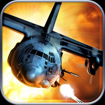 Zombie Gunship: Gun Down Zombies - Zombie Gunship® puts you in the gunner seat of a heavily-armed AC-130 ground attack aircraft.  Strategically fire your powerful guns to slay endless waves of zombies and protect the remaining survivors of the zombie apocalypse! \