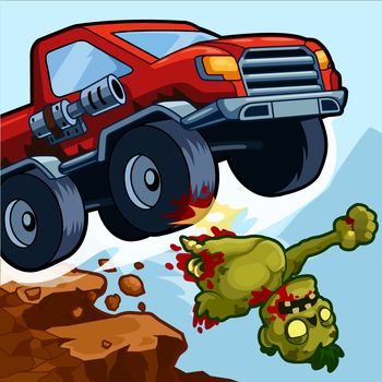 Zombie Road Trip Trials - The hit game Zombie Road Trip is back with an all NEW trials spin off! Hundreds of extreme missions await you and your friends in this fun filled and action packed physics game. Show off your driving, shooting, flipping, racing and zombie smashing skills in this awesome spin on the classic trials genre!Choose from an arsenal of guns to dispatch zombies roaming the wastelands. Watch them get dismembered thanks to our realistic rag-doll physics. Your garage is packed full of different vehicles that you can buy, upgrade and even repaint to your liking. Each vehicle is unique in both how it drives and looks.Compete with your friends and thousands of players in the turn-based multiplayer mode for both money and fame. Race your Facebook friends and show them who is the boss! Not keen on using your Facebook ID? Well there is a guest mode awaiting as well.ZRT: Trials lets you race, climb hills and shoot zombies across a variety of awesome post apocalyptic landscapes ranging from desolate deserts to destroyed cites and more.Zombie Road Trip Trials features:- 480 physics based missions- 10+ hours of single player- zombies with realistic rag doll physics- cross platform multiplayer- lots of upgradable cars and weaponsiOS exclusive features:- Game Center - Earn achievements and compete with people around the world for top leader board spots- iCloud - Your garage purchases are now kept in the cloud and you never lose your cars again!