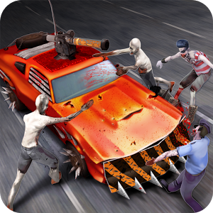 Zombie Squad - Drive your way through a zombie apocalypse.