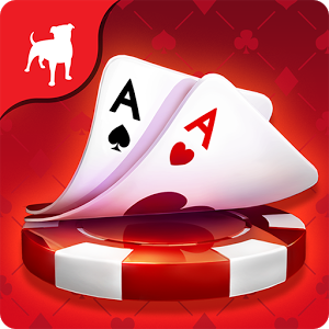 "Zynga Poker – Texas Holdem - ""The LARGEST POKER SITE in the World…"" - ESPN.COMJoin the world's most popular Poker game with more tables, more tournaments, and more people to challenge. It's Poker the way YOU want to play it!==FEATURES==FREE PLAY- Free Poker chips! Download now and receive 60,000 chips instantly!- Free daily casino bonus up to $45,000,000!VEGAS TEXAS HOLD 'EM– Play games casually or turn up the Texas Hold 'Em heat at higher stakes - how much skin you have in the game is up to you!- Las Vegas rules apply. Officially certified to play like a real Vegas table experiencePLAY GAMES IN 4 MODES (hold'em, sitngo, jump, shootout)- Play Texas Hold 'Em games in Sit n Go, Shoot Outs, Jump or classic Hold 'Em style- Fun games in any style! 5 player or 9 player Hold 'Em, fast or slow, join the table and stakes you wantTEXAS HOLD 'EM LEAGUES- Join Texas Hold 'em leagues alongside millions of players in an online casino- Hold 'Em leagues compete across the World each SeasonMULTIPLAYER GAMES - Live play challenges you to think on your feet, Can you bluff with the best of them?- Multiplayer is best with Zynga Poker – we have the strongest community of any poker gamePOKER, ANYWHERE- Zynga Poker plays seamlessly across all web and mobile versions -- just log in with your Facebook profile!Zynga Poker is the best way to play live games of Texas Hold 'Em with friends! Just log in and start betting – you'll even get FREE in-game money to start!Download Zynga Poker to play with friends today!TALK TO US – Let us know what you\'d like to see next by hitting us up on Facebook or Twitter:Facebook: http://zynga.tm/PokerFanPageTwitter: http://zynga.tm/PokerTwitterThis game is intended for an adult audience and does not offer real money gambling or an opportunity to win real money or prizes. Practice or success at social gaming does not imply future success at real money gambling. Use of this application is governed by the Zynga Terms of Service. Collection and use of personal data are subject to Zynga\'s Privacy Policy. Both policies are available in the Application License Agreement below as well as at www.zynga.com. Social Networking Service terms may also apply.Terms of Service: http://m.zynga.com/legal/terms-of-service"